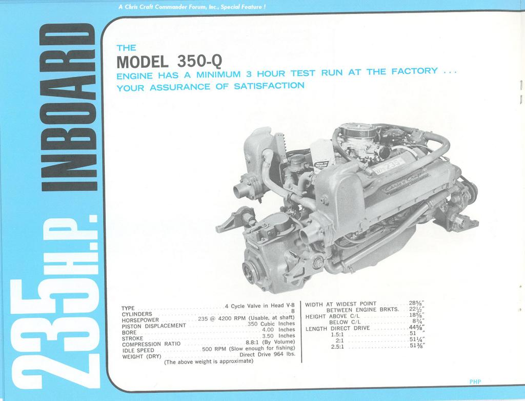 Chris Craft Engine Wiring Diagram List Of Schematic Circuit 350 Piston For Boat Trusted Rh Dafpods Co