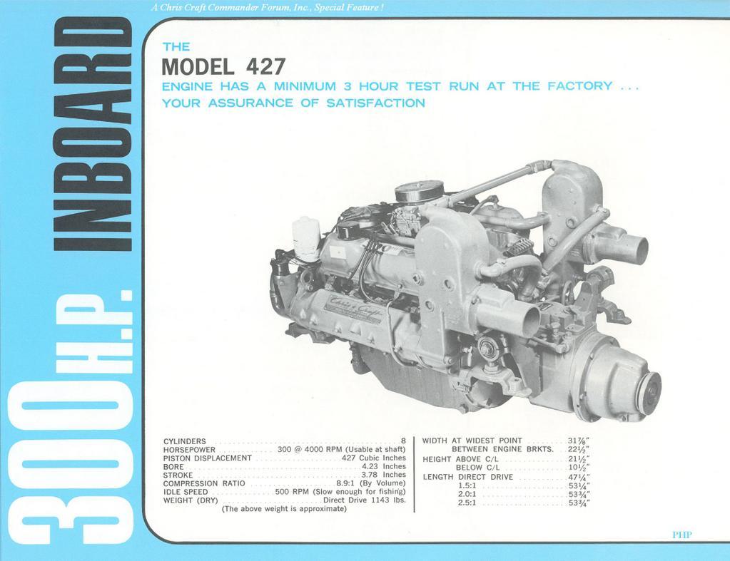 Manuals & Literature Parts & Accessories Chris Craft Marine 427ci V8 Engine  Manual Parts & Accessories nairtl.ieAirsoft Ireland