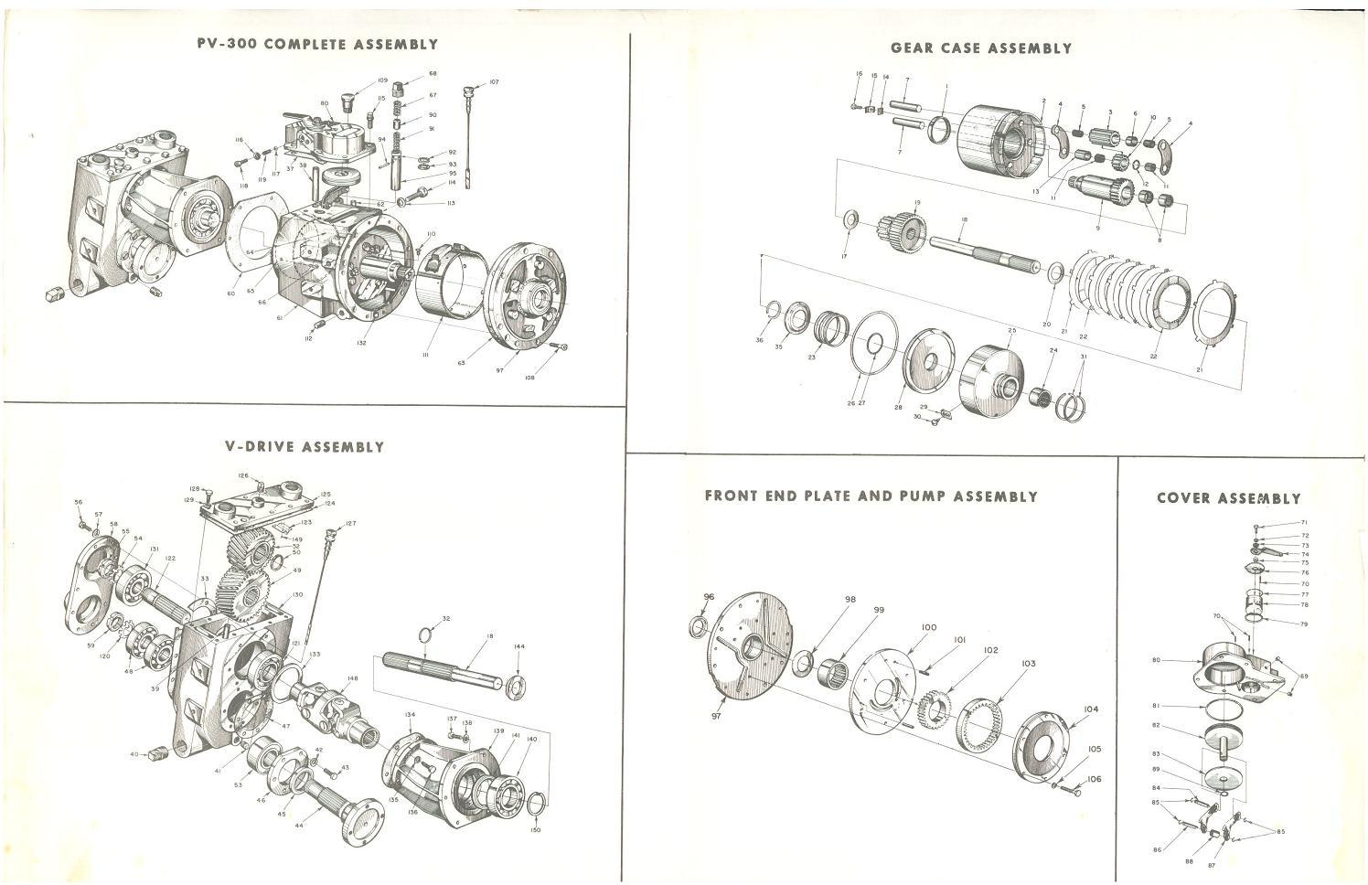 Ford Mel Engine Wiring Diagram And Ej25 1995 Fleetwood Southwind As Well 2000 Silverado 4x4 Wih 5l V8 Cranks But Wont