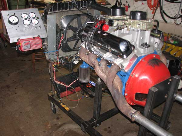 332-428 Ford FE Engine Forum: Building and FE Engine Run ...