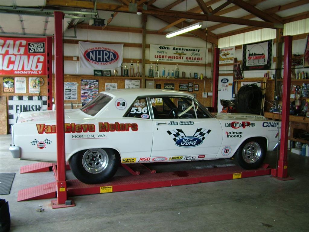 332-428 Ford FE Engine Forum: Hooker #6375 fit ???