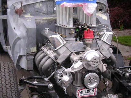 332-428 Ford FE Engine Forum: Fuel Injection How many setups were